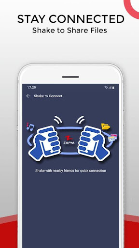 Zapya – Sharing File, Sharing Fun