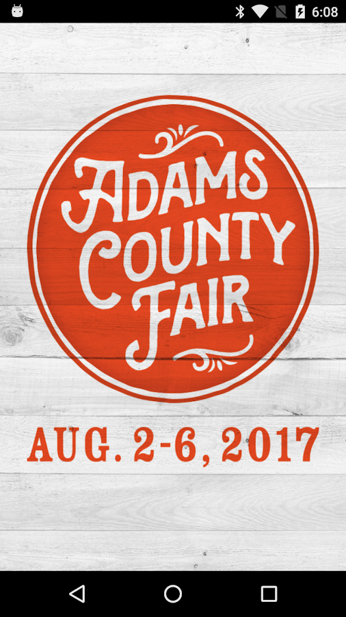 Adams County Fair- screenshot