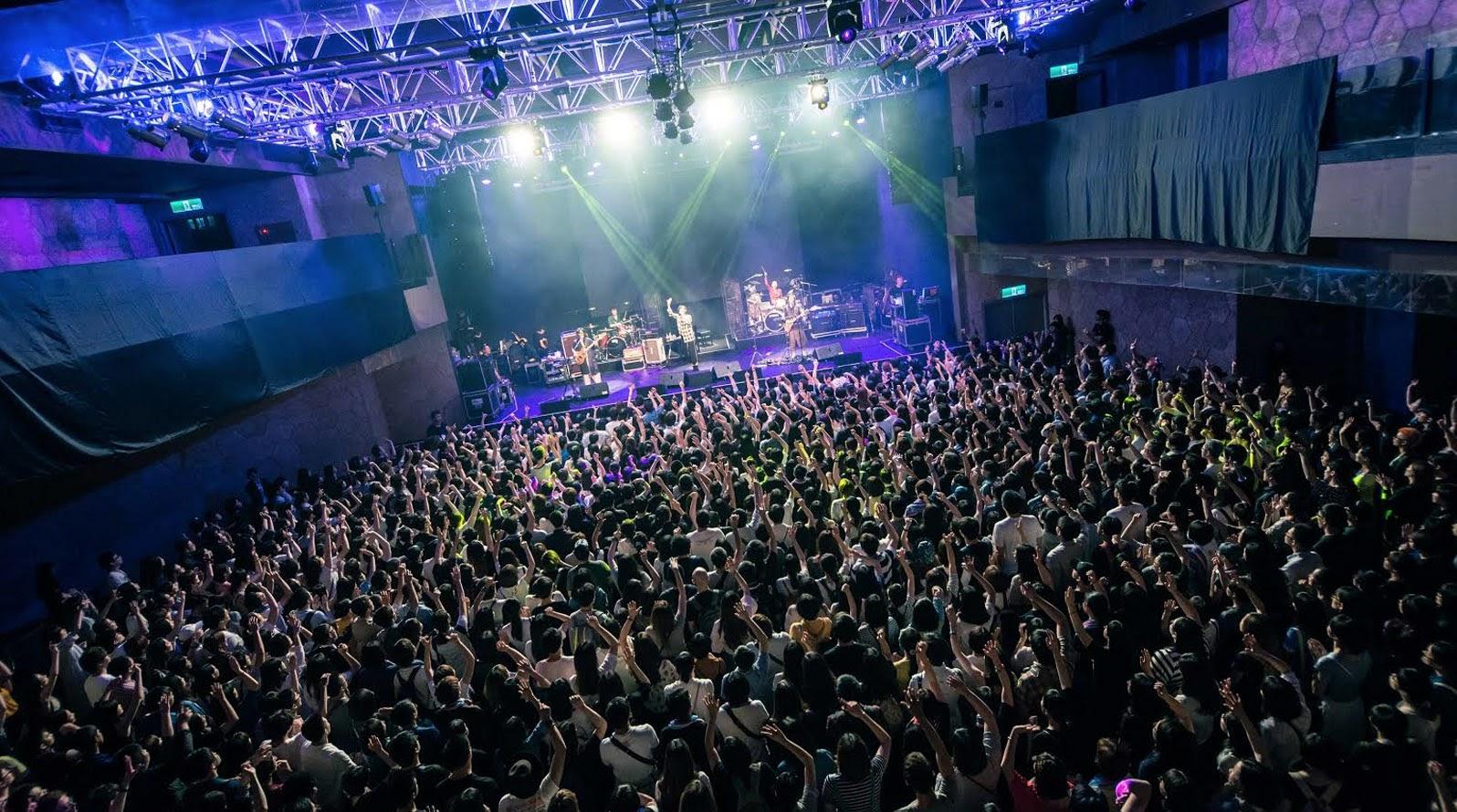 【迷迷歌單】RADWIMPS 2017 Asia Live Tour in Taipei 第一日