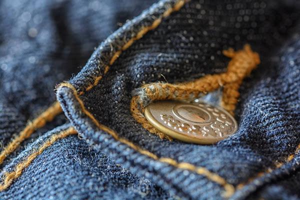 Blue... Jeans di Domenico Cippitelli