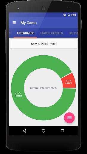 MyCamu - Students & Parents 3.67 screenshots 2