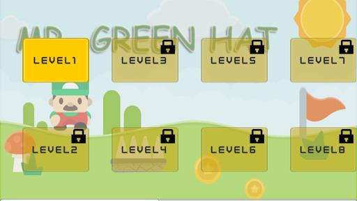 Mr. Green Hat 0.1 screenshots 2