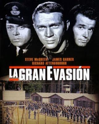 La gran evasión (1962, John Sturges)