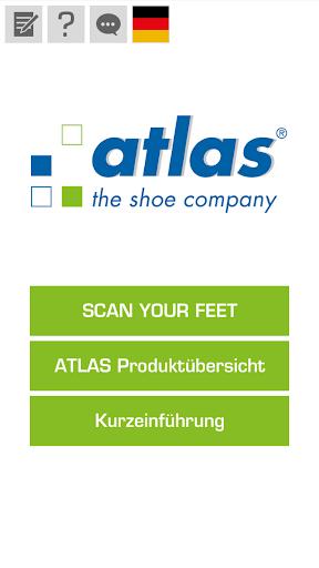ATLAS – scan your feet