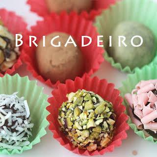 3-Ingredient Truffle Chocolate Recipe – Brigadeiro.