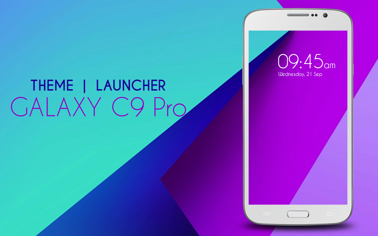 Hd wallpaper c9 pro - Theme For Galaxy C9 Pro Screenshot