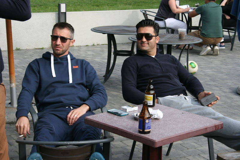 De Kansel Team Building Weekend Rochefort 2017/09