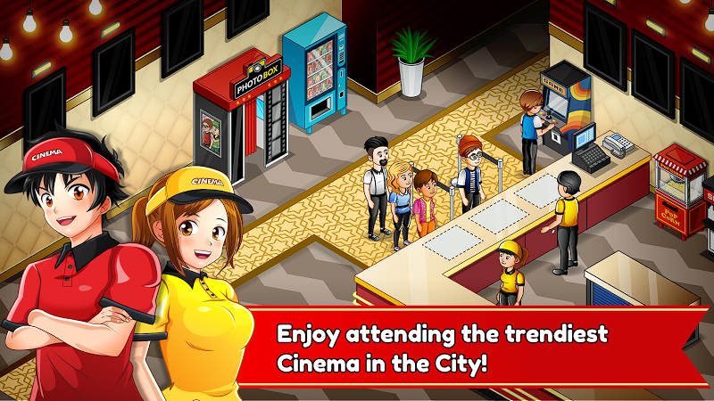 Cinema Panic 2: Cooking Quest v2.1 [Mod]
