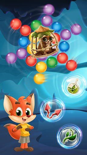 Bubble Shooter Friends