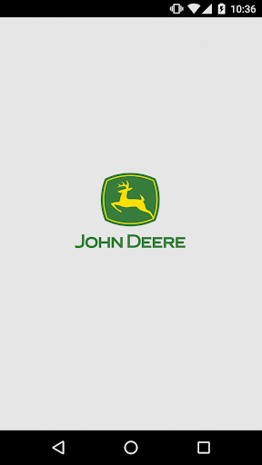 John Deere Events screenshot