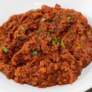 Bolognese Sauce.
