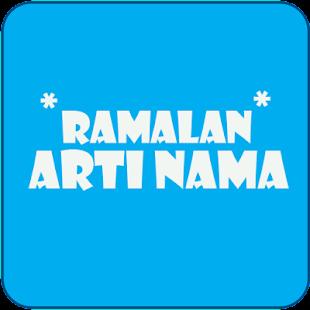 Ramalan arti nama terlengkap apps no google play imagem da captura de tela reheart Gallery