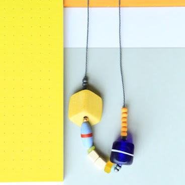 Cubes NX1 necklace