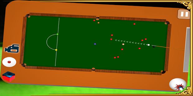 Pro Pool Snooker - náhled