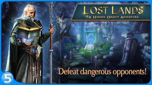 Lost Lands: Hidden Object screenshot 8