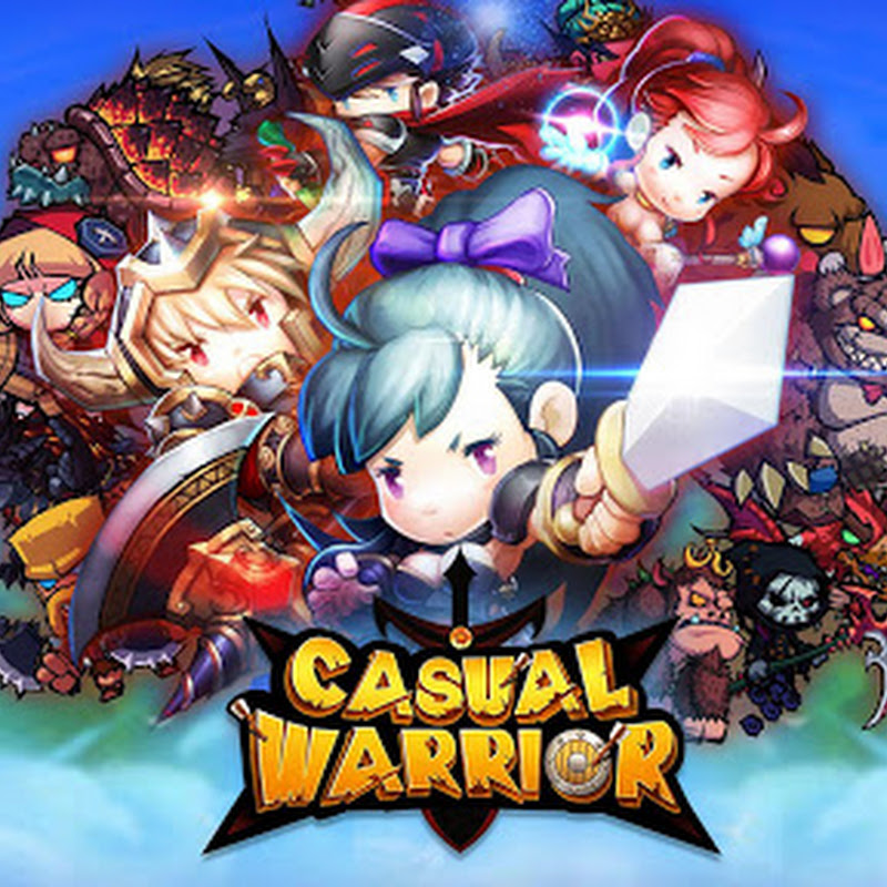 Casual Warrior - Idle rpg