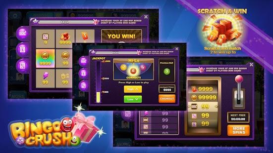 Bingo - Pro Bingo Crush™ - náhled