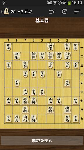 将棋の定跡 米長流急戦矢倉