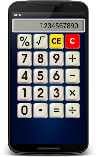CALK電卓