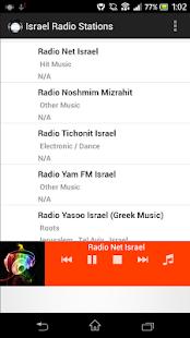 Israel Radio Stations - náhled