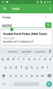 Cek Halal MUI- screenshot thumbnail