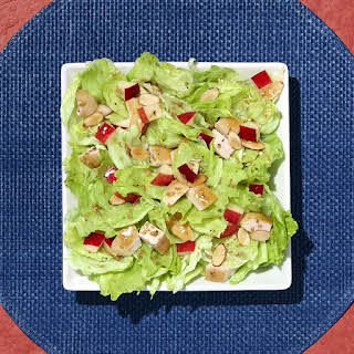 Cha Cha Chinese Chicken Salad.