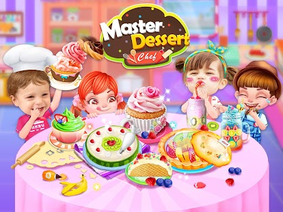 Master Dessert Chef!- screenshot thumbnail