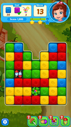 Fruit Cube Blast apktram screenshots 7