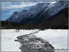 Photo: El Cinca en el Valle de Pineta-http://www.viajesenfamilia.it