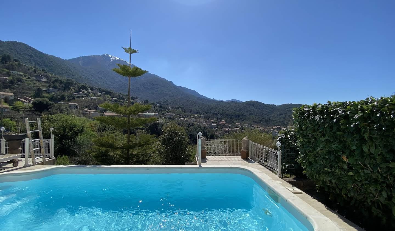Villa avec piscine et jardin Tavera