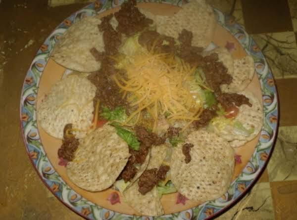 Taco Salad Ole' Recipe