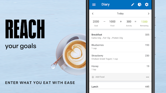 Calorie Counter – MyFitnessPal Premium Mod Apk Latest Version For Android 3