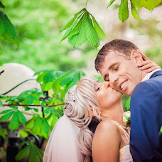 Bryllupsfotograf Aleksandra Melnikova (avrgold). Bilde av 09.09.2014