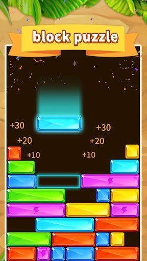 Gem blast - new slidey block puzzle apkpoly screenshots 4