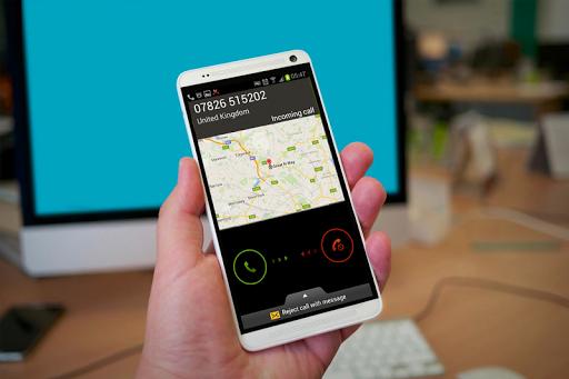 Caller location tracker 2