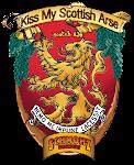 Schmohz Kiss My Scottish Arse