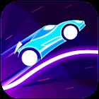 Beat Rider - Neon Rider Game icon