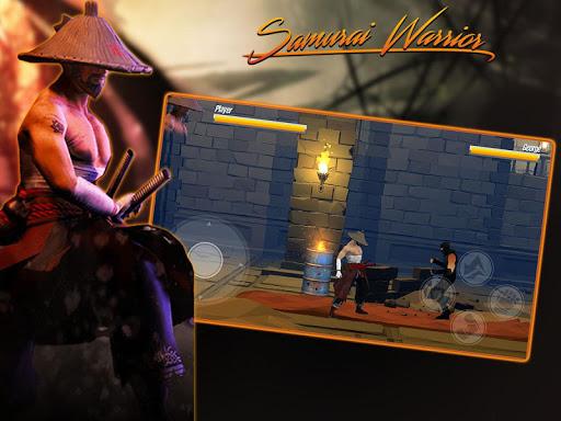 samurai warrior - street fighting 1.6 screenshots 1