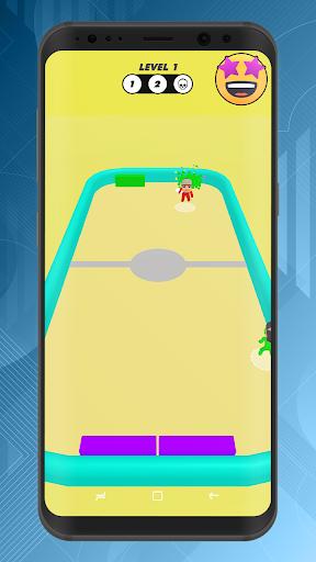 Télécharger Disc Swing: Shooting Disc Battle mod apk screenshots 4