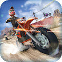 Realistic Bike 3D Scooter Race icon