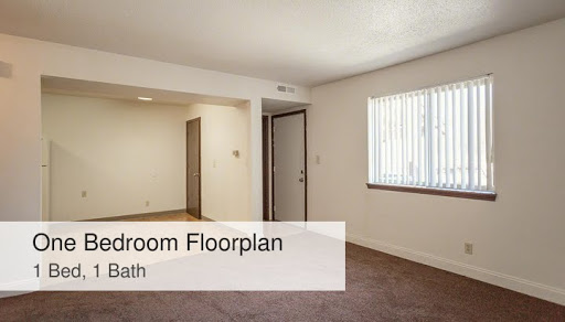 One Bedroom Floorplan. 1 Bed, 1 Bath, Based On Income, 634 Sq Ft