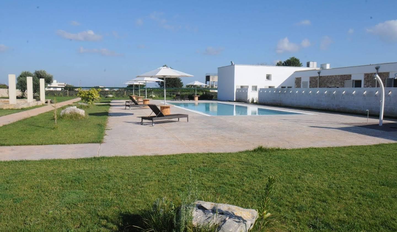 Villa with garden and terrace Martano