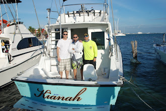 Photo: www.deepseafishingcancun.com   Kianahs Sportfishing Cancun