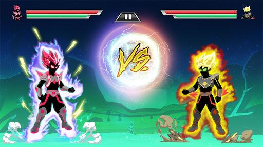 Stickman Shadow Super Fighting 1.0 Screenshots 9