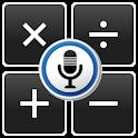 Calculadora por voz icon