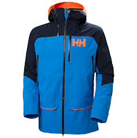 Ridge Shell 2.0 Jacket Electric Blue Herr (20/21)