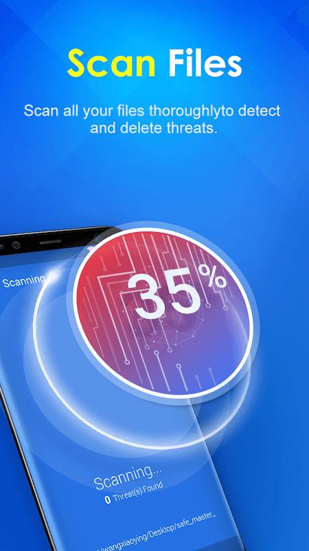 Super Security - Antivirus, Booster & AppLock screenshots