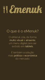 eMenuk for Business: miniatura da captura de tela
