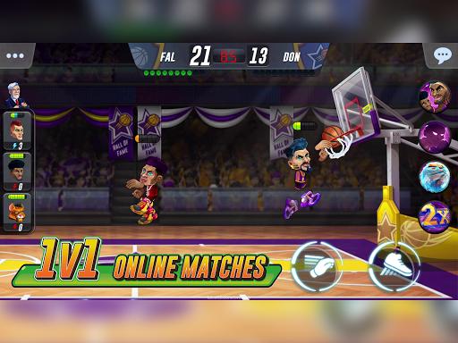 Basketball Arena apktreat screenshots 1