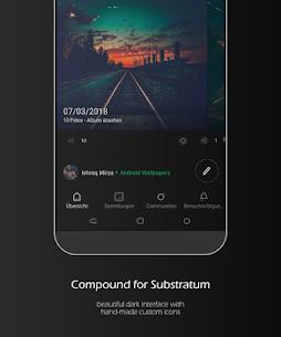Compound for Substratum Premium (Cracked) 5